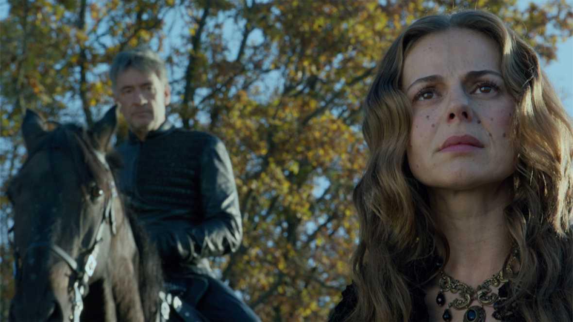 Águila Roja - Lucrecia acepta casarse con Hernán