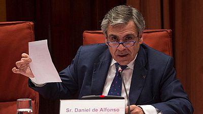 """El jefe Antifraude catalán asegura que Rivera le ofreció """"apoyo en todo"""" a cambio de """"alguna cosa"""""""