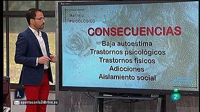 A punto con La 2 - A punto para vivir - Tom�s Navarro - El maltrato psicol�gico