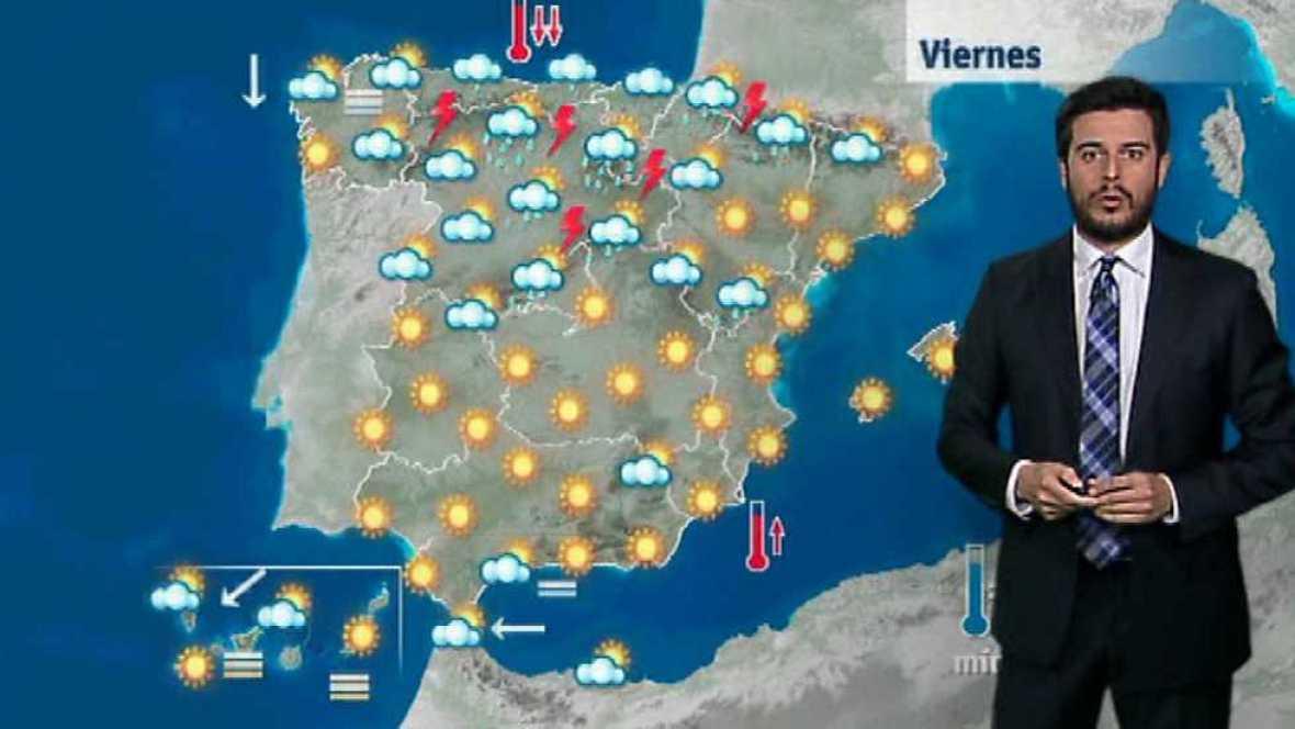 El tiempo en la Comunidad Valenciana - 23/06/16 - ver ahora