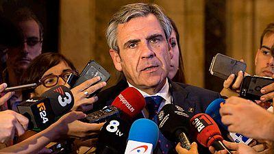 En España las grabaciones a Fernández Díaz siguen marcando el debate político