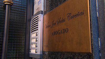 La policía investiga si la venganza de un cliente es el móvil del triple crimen cometido en Madrid en un despacho de abogados