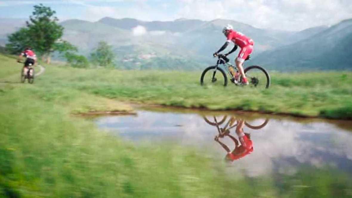 Mountain Bike  - TRANSPYR 2016 - ver ahora