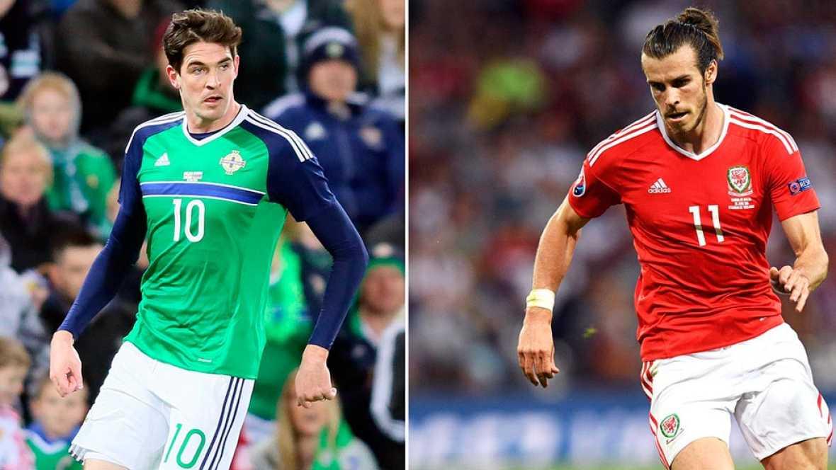 Después del sí al Bréxit, un Gales - Irlanda del Norte en la Eurocopa