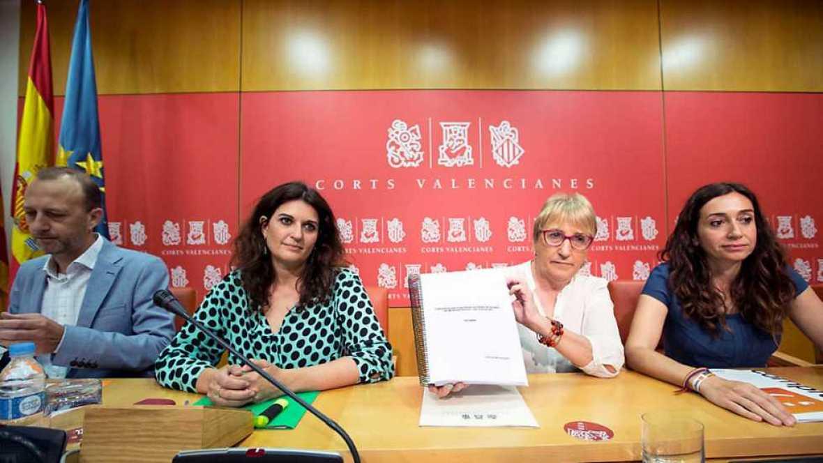 L'Informatiu - Comunitat Valenciana 2 - 24/06/16 - ver ahora