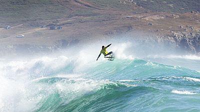 Campeonatos de Espa�a de Surf de Equipos Auton�micos e Individual. Ferrol. 2016