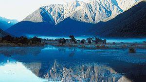 Patrimonio de la humanidad: Te Wahipounamu