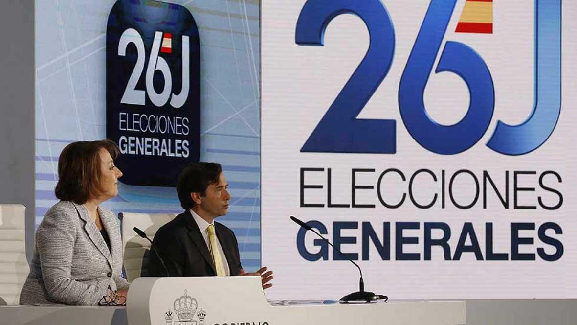 El presupuesto para el 26J sube ligeramente respecto a las últimas elecciones generales