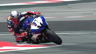 Motociclismo - Campeonato de España de Velocidad. 2ª Carrera - ver ahora