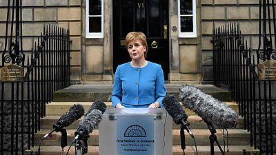 El 'Brexit' reactiva los problemas territoriales en el Reino Unido