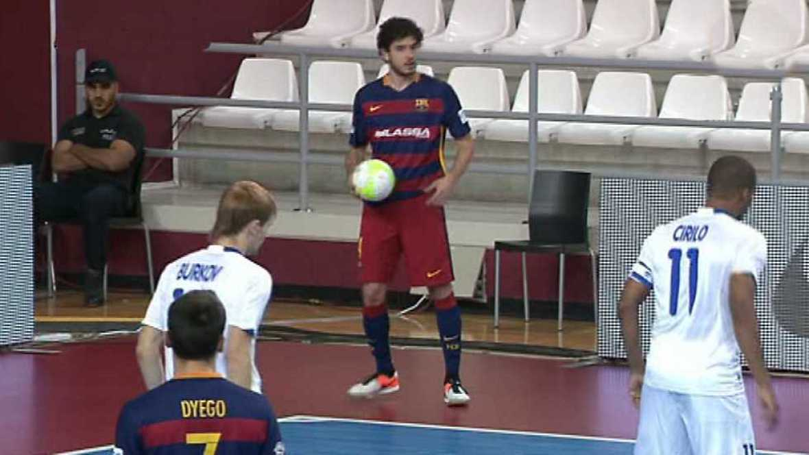 ver reportaje copa futbol: