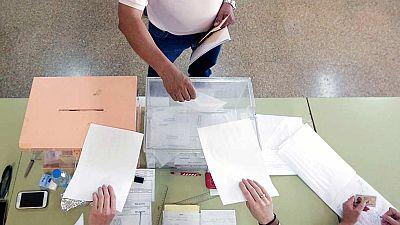 Así se está desarrollando la jornada en las 57.000 mesas electorales de toda España
