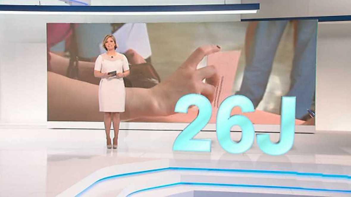 Especial informativo - Elecciones Generales 2016 - ver ahora