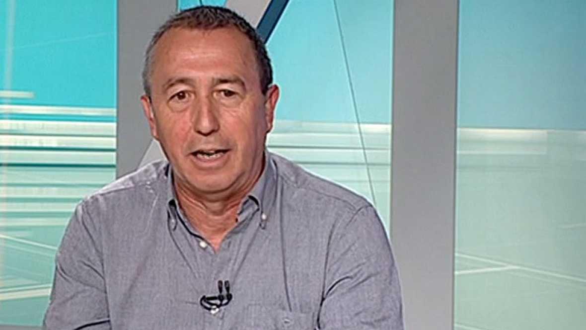Baldoví cree que es el PSOE el que debería arrepentirse de no haberse movido del acuerdo con Ciudadanos