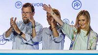 Los desayunos de TVE - An�lisis de los resultados electorales - ver ahora