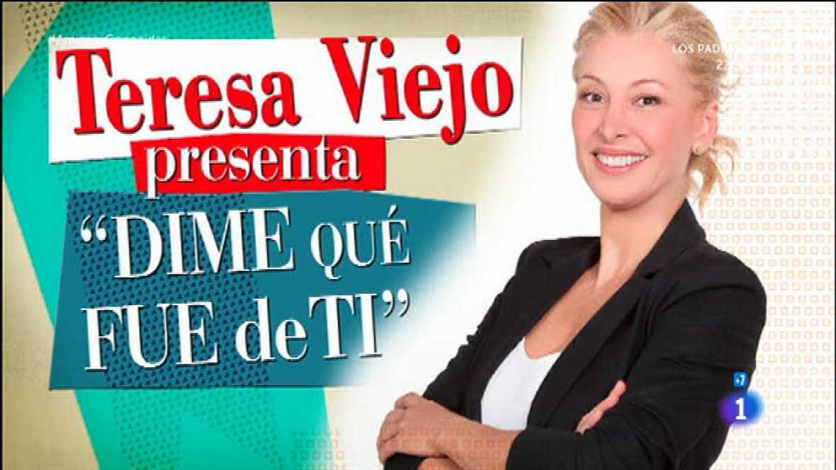 Teresa Viejo estrena 'Dime que fue de tí'