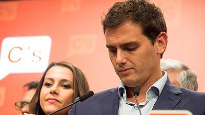 Rivera mantiene su veto a Rajoy pero está dispuesto a hablar de reformas