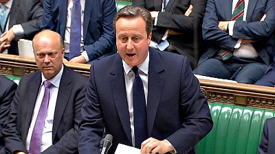 Cameron ha descartado un segundo referéndum sobre el 'Brexit'