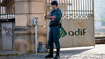La Guardia Civil prev� detener a una quincena de personas por fraude de 80 millones en obras del AVE