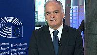 Los desayunos de TVE - Esteban Gonz�lez Pons, portavoz del PP en el Parlamento Europeo - ver ahora