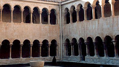 A vista de p�jaro - Monasterios (I)