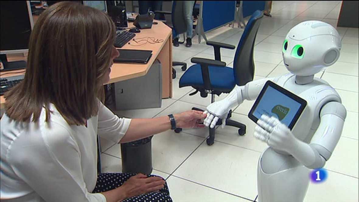El robot Pepper visitará 'Emprende Digital' el próximo viernes
