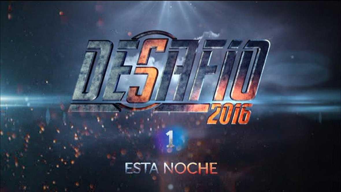 Almudena Cid presenta 'Desafio 2016'