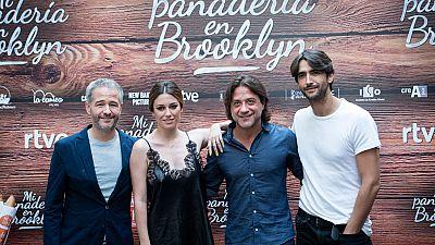 'Mi panadería en Brooklin', la nueva película Blanca Suárez y Aitor Luna