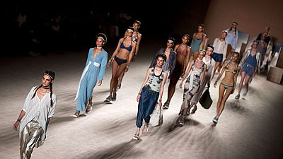 Barcelona se llena de nuevas tendencias en su semana de la moda