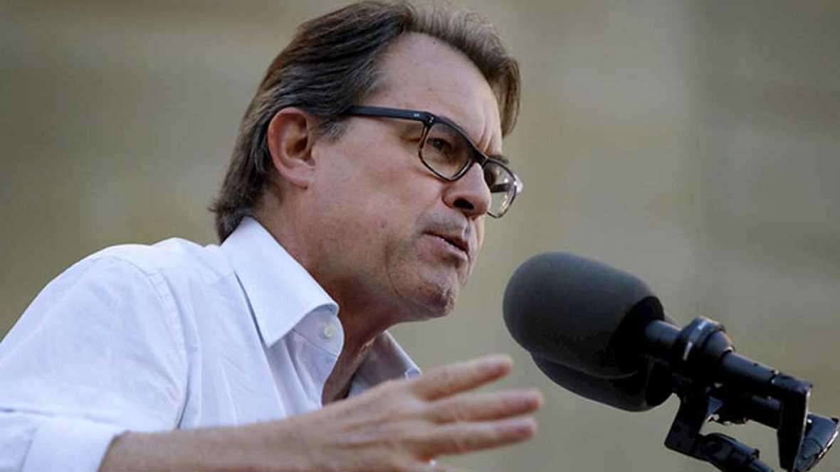 El juez propone juzgar a Artur Mas por desobediencia y prevaricación el 9N
