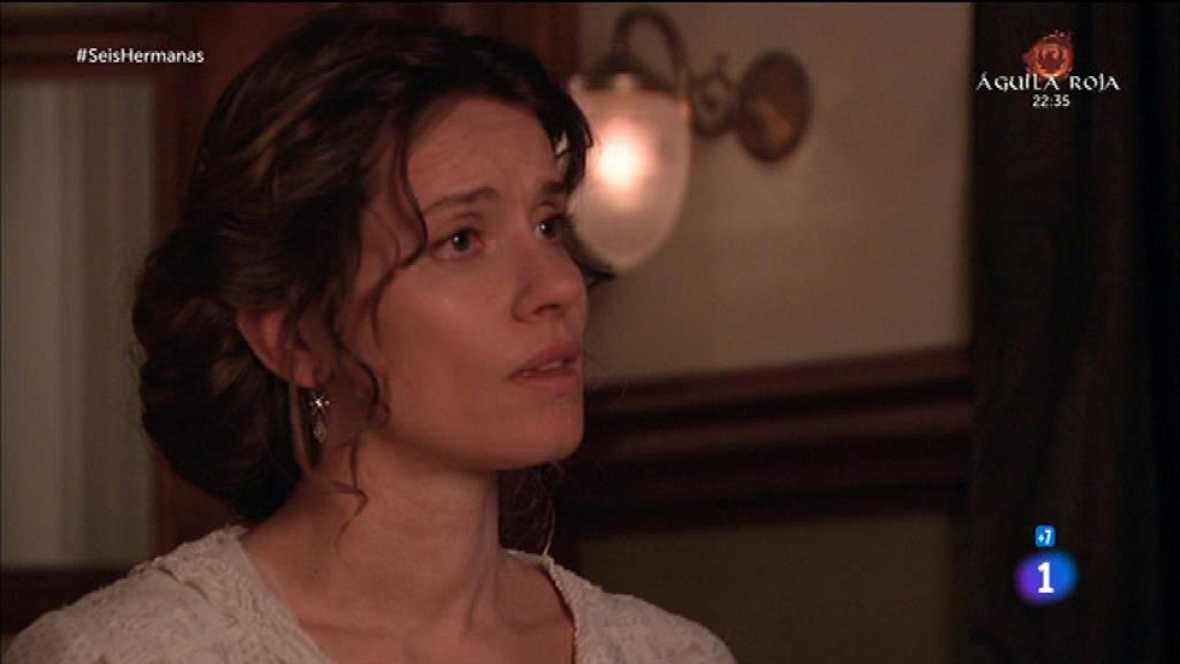 Seis Hermanas - Cristóbal le reprocha a Blanca que haya denunciado a Inés