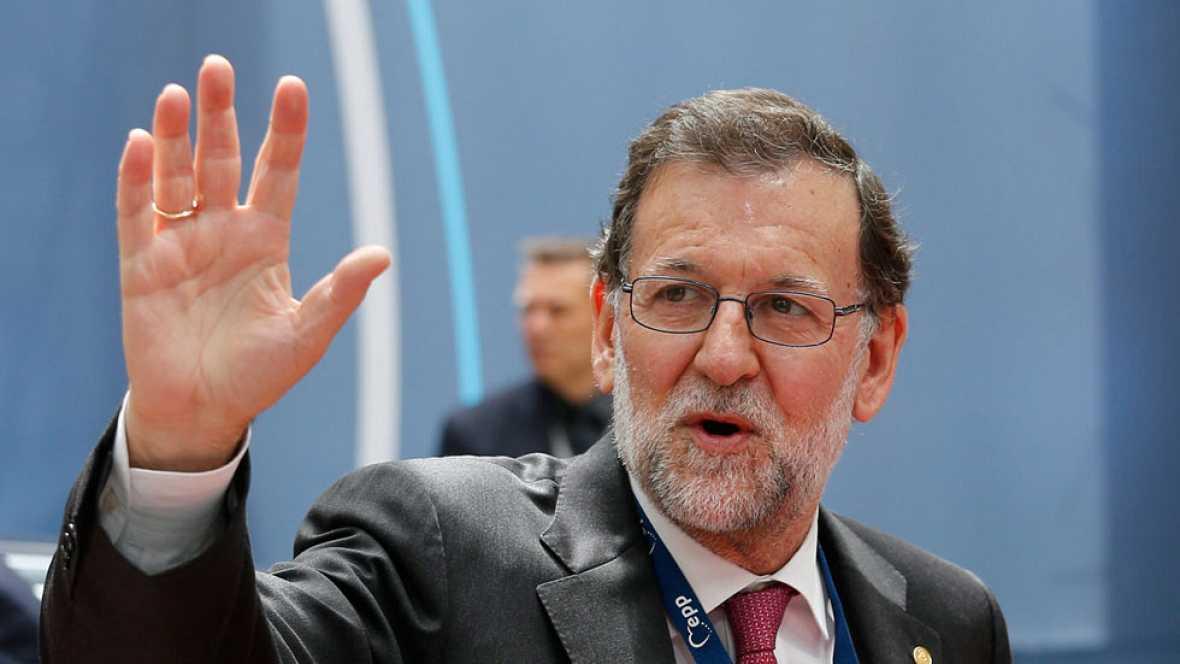 Rajoy pide al resto de partidos tranquilidad para poder negociar un futuro gobierno