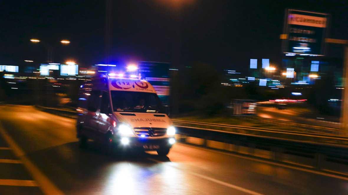Al menos diez muertos en un ataque terrorista contra el aeropuerto internacional de Estambul