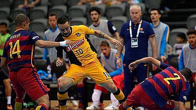 Las mejores jugadas del Barcelona Lassa - Magnus Futsal de la Copa Intercontinental