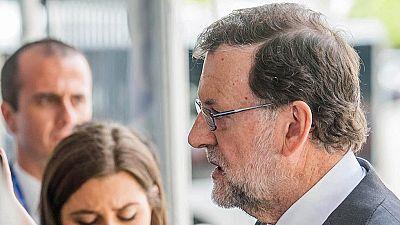 Mariano Rajoy muestra sus condolencias tras el ataque en Estambul