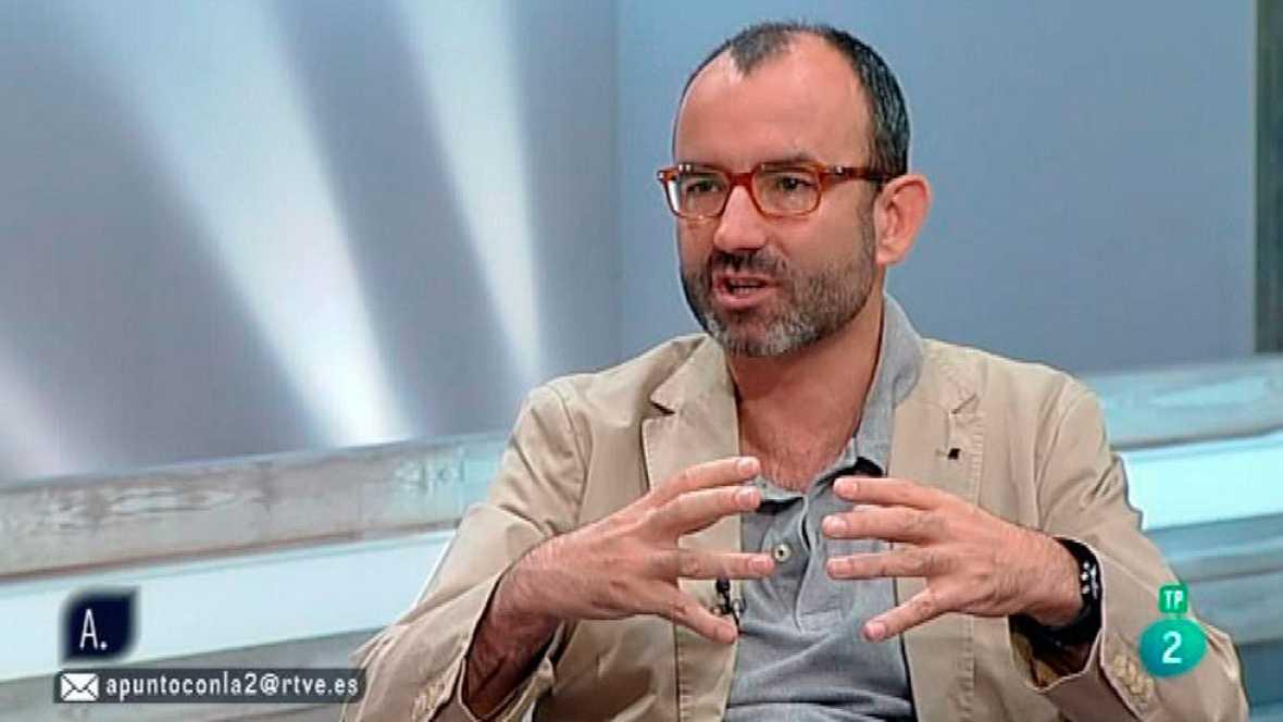 A punto con La 2 - A punto para vivir - Rafael Santandreu - Aprender a cuidarse