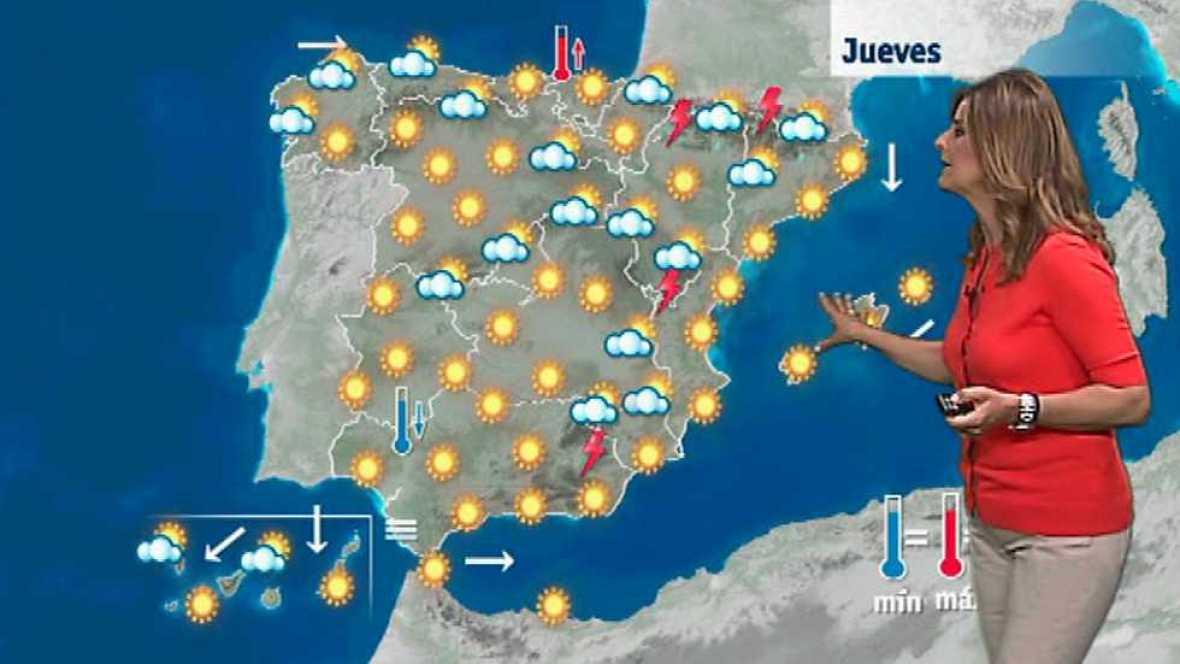 El tiempo en la Comunidad Valenciana - 29/06/16 - ver ahora