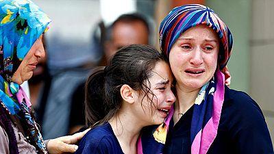 Turquía eleva a 41 la cifra de muertos en el atentado de Estambul
