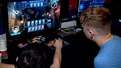 La realidad virtual llega para quedarse en la feria Gamelab