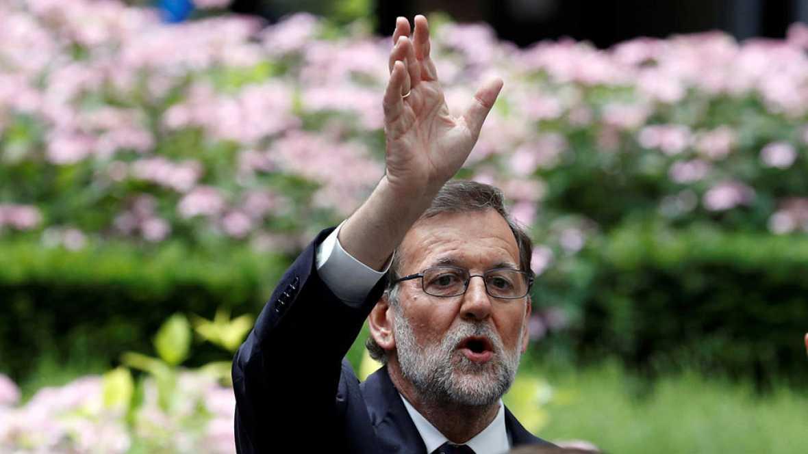 Rajoy iniciará este jueves los contactos con otros líderes para intentar un acuerdo de gobierno