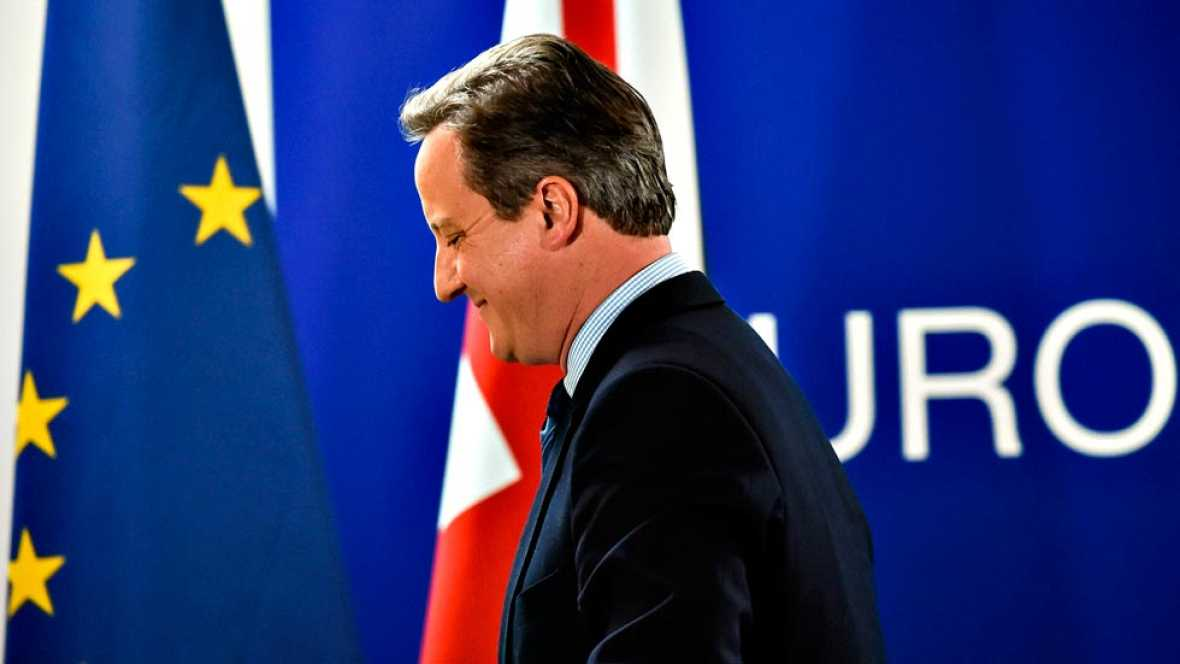 Los líderes de la UE se reúnen sin David Cameron para analizar las consecuencias del 'Brexit'
