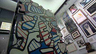 Sale a la venta la colección de arte de Juan Antonio Roca, el cerebro del 'caso Malaya'