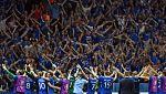 La 'familia' del fútbol islandés: los 23 seleccionados que forjan una leyenda entre 333.000 habitantes