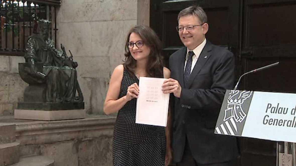 L'Informatiu - Comunitat Valenciana 2 - 29/06/16 - ver ahora