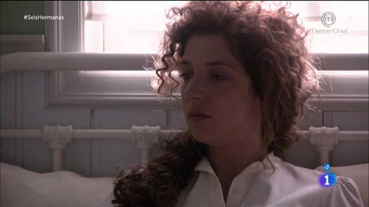 """Seis Hermanas - Luis a Beatriz: """"He sido un monstruo contigo. Perdóname"""""""