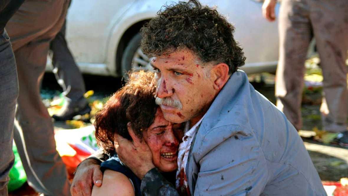 Un año de terror en Turquía