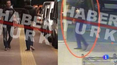 Un portal de noticias turco publica la primera imagen de uno de los suicidas de Estambul