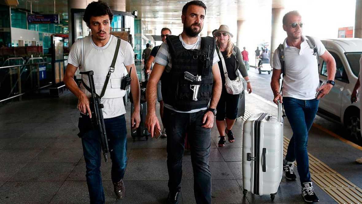 La inteligencia turca advirti� de un posible atentado en Estambul, seg�n la prensa