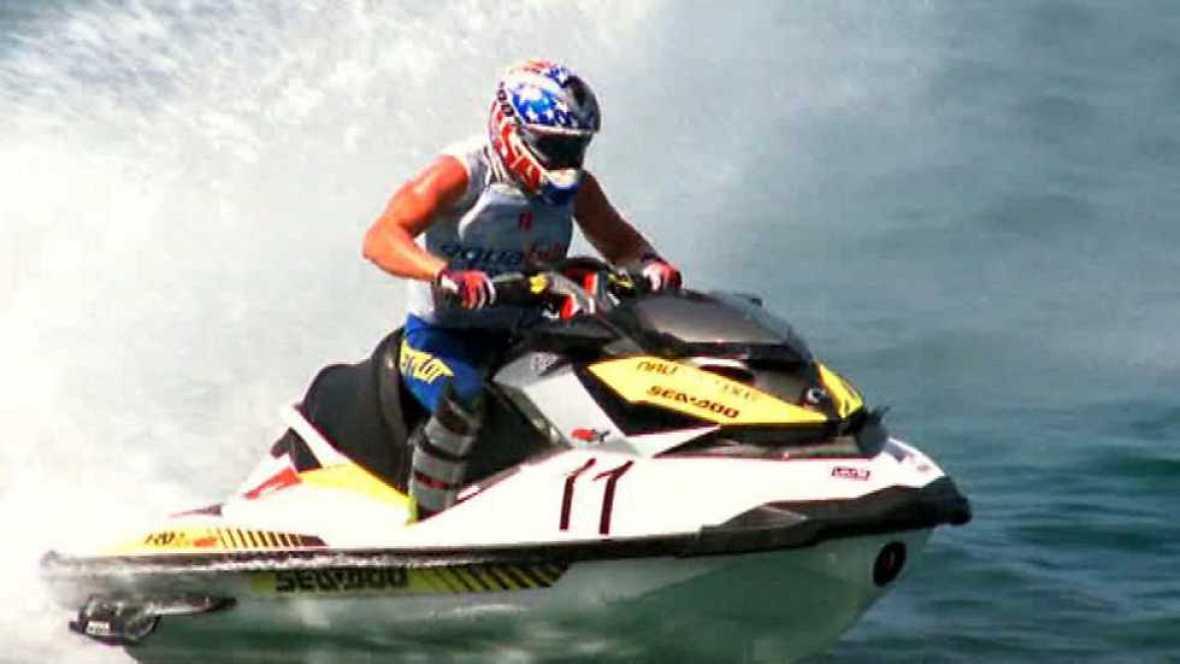 Motos de agua Circuito - Campeonato del Mundo Aquabike - Denia 2016 - ver ahora