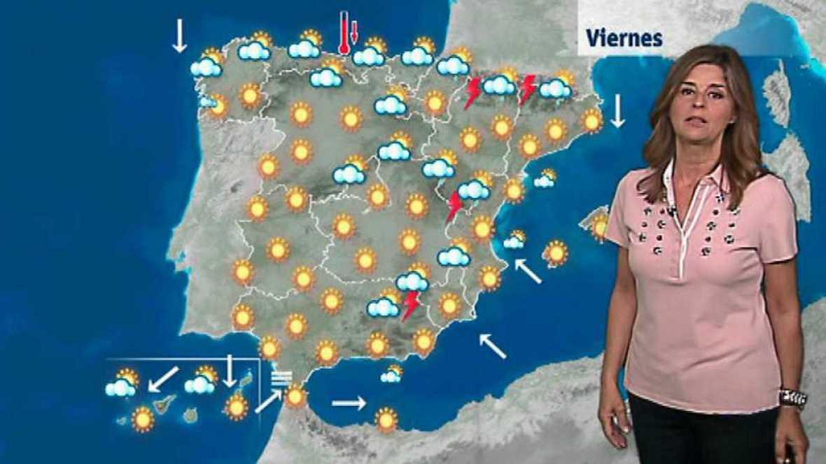 El tiempo en la Comunidad Valenciana - 30/06/16 - ver ahora